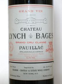 Ch. Lynch Bages Pauillac 1989 - Rockwood & Perry (en-US)